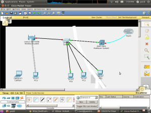 Cisco Packet Tracer for Ubuntu