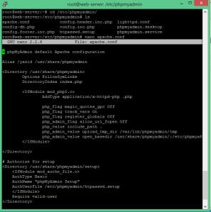 Merubah Default folder phpmyadmin di ubuntu server
